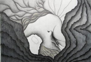 abstrakt_Bleistift